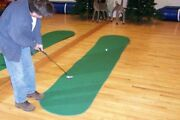 Big Moss Golf The Augusta V2 Series Ex Pro 4and039 X 15and039 Putting Chipping Green