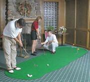 Big Moss Golf The Admiral V2 Series 6and039 X 15and039 Practice Putting Chipping Green