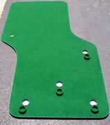 Big Moss Golf V2 Series The Natural 6and039 X 10and039 Practice Putting Chipping Green