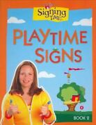 Signing Time Playtime Signs Book 2 By Rachel De Azevedo Coleman And Emilie De