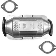 Catalytic Converter-direct Fit Rear Eastern Mfg 40360