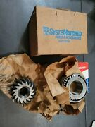 New Omc Evinrude Johnson Pinion Gear And Bearing Part 980427