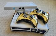 Microsoft Xbox 360 Kinect Star Wars Limited Edition 290 Gb With 17 Games