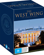 The West Wing Complete Series Season 1 2 3 4 5 6 7 New Dvd Box Set Sealed