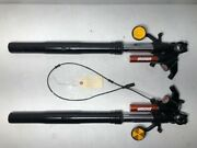 New 2021 Kawasaki Zx-10r Left And Right Front Suspension Forks Showa Oem