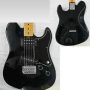 Yamaha Sj500 Electric Guitar Stratocaster Black Music Instruments From Japan