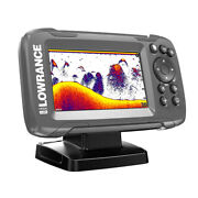 Lowrance Hook2 4x 4 Fish Finder All Season Pack 000-14178-001