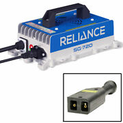 Reliance Ezgo Txt 36v Golf Cart Charger With Powerwise Paddle - High Frequency