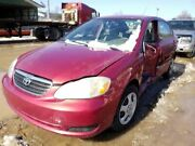 Passenger Right Fender Without Ground Effects Fits 03-08 Corolla 446769