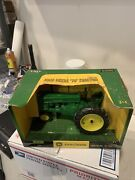 John Deere 70 Standard With Front Weights 1953 Toy Tractor 116 Highly Detailed