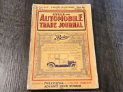 December 1911 Cycle And Automobile Trade Journal Magazine