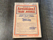 February 1911 Cycle And Automobile Trade Journal Magazine