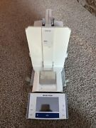 Mettler Toledo Xs204 Digital Balance Lab Scale Max 220g D = 0.1mg Works