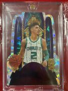 Lamelo Ball Crown Royal 2020-21 Rookie Royalty 25/25