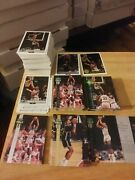 1992-93 Alonzo Mourning Rookie Lot Of 2824 Cards