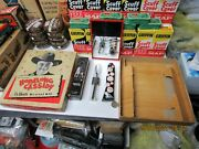 Hopalong Cassidy Dr West's Dental Kit Complete Nmint In Box 1950 New Old Stock.
