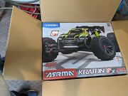 1/5 Kraton 4x4 8s Brushless Rtr Orange With Smart Chargerbatterys 3 Weeks Old