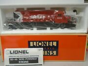 O Gauge Lionel 6-18209 Cp Canadian Pacific 3-rail Sd-40 Diesel Unpowered 8209
