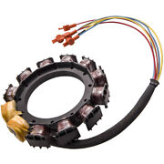 Stator Coil 9 Amp For Mercury Outboard Motor 45hp 50hp 75hp 80hp 85hp-4cyl