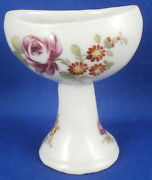 Antique 18thc Royal Vienna Eye Bath Eyebath Porcelain Porzellan Augenbad Wien