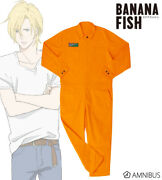 Banana Fish All In One Ladies Ash Lynx Model Clothes S - M Size
