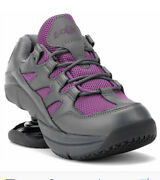 Zcoil Freedom Sneakers 259 New N Box Womens Sz 6 And Free Zcoil Socks @list Price