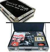Rolling Stones Tour Road Case Box Set Limited Edition Of 1000 Pcs In The World