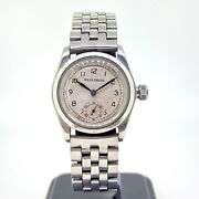 Unisex Vintage Rolex Oyster Royal Steel Manual Wind 1940andrsquos Silver Dial