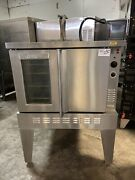 Blodgett Single Stack Convection Oven Natural Gas