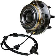 For Ford F-350 Super Duty F-250 Super Duty Front Axle Bearing And Hub Assembly