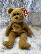 Curly Ty Retired Beanie Baby. Mint Condition. 1996/1993. Tag Errors