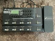 Fractal Audio Systems Ax8 And Expression Pedal Ev-1