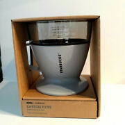 Brand New Starbucks-oxo Pour-over Coffee Maker With Water Tank