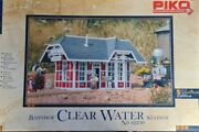 Piko Clear Water Station G Scale Building Kit 62230