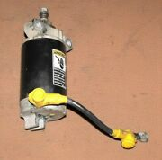 Mercury 40 Hp 4 Stroke Starter Motor Assembly Pn 854636t Fits 1998 And Up