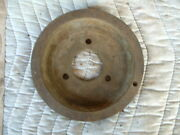 D4te-6a312-aa 2 Groove Crank Pulley Ford 360 390 428