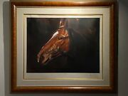 Ronnie Wood Signed Limited Edition Print Titled Andldquomoscow Flyerandrdquo 160 Of 180