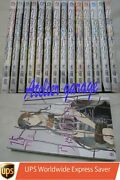 Ups Delivery 3-7 Days To Usa. Witch Craft Works Vol.1-15 Set Japanese Manga