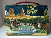 Thermos Lunch Box Space Productions Space Family Robinson Lost In Space Vintage