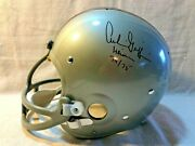 Archie Griffin Signed Ohio State Full Size 2 Bar Tk Suspension Football Helmet