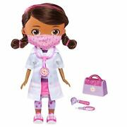 Toys-doc Mcstuffins - Wash Your Hands Doc Doll /toys Uk Import Toy New