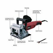 4 '' Wood Biscuit Cutter Plate Joiner With Carbide Tipped Blade