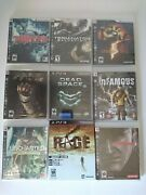 Ps3 Black Label Batman Uncharted Dead Space Gta Fallout Crysis Wolfenstein New