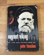 Vagrant Viking Peter Freuchen Hardcover Book Club Edition