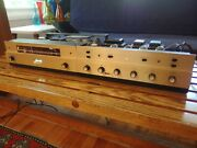Matched Pair Vintage Rare Harman Kardon A250 Epic Amp And T250 Tuner - Amazing