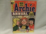 Vintage 1955 Archie 6th Edition Annual Comic Book