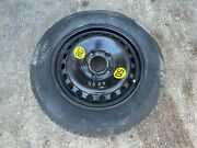 96-02 Bmw Z3 E36 Donut Compact Spare Wheel 15 Tire Continental T125/90 R15 Oem