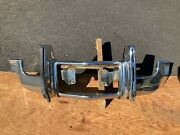 Front Bumper Section Center Portion - Oem - From A 1971 Cadillac Deville
