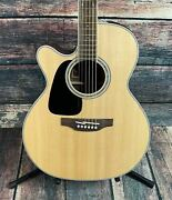 Takamine Left Handed Gn51ce Acoustic Electric Guitar