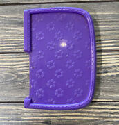Doc Mcstuffins Get Better Checkup Playset Replacement Piece Purple Tray V